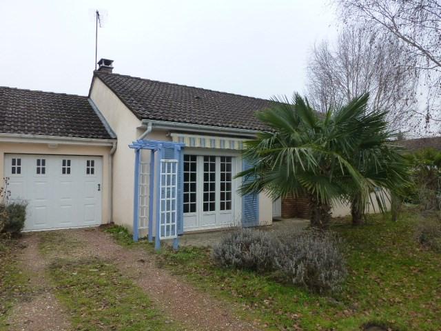 Rental house / villa Limetz-villez 900€ CC - Picture 1