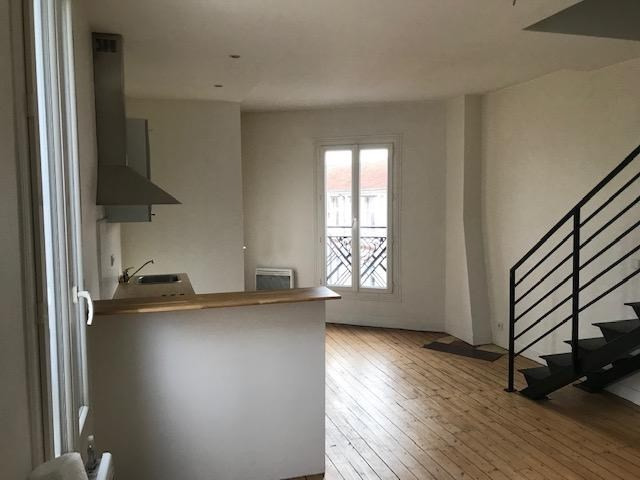 Rental apartment Colombes 1320€ CC - Picture 1