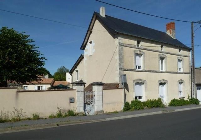Vente maison / villa Marigny brizay 182000€ - Photo 3