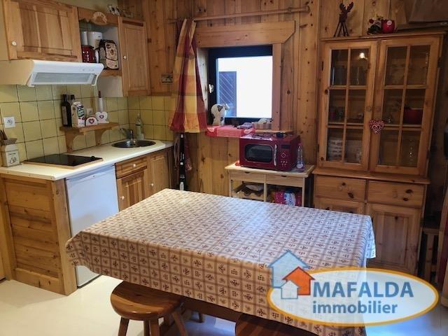 Vente appartement Morillon 68000€ - Photo 1
