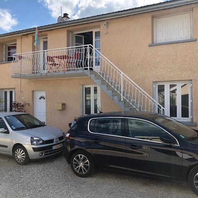 Vente maison / villa Anthon 189000€ - Photo 1