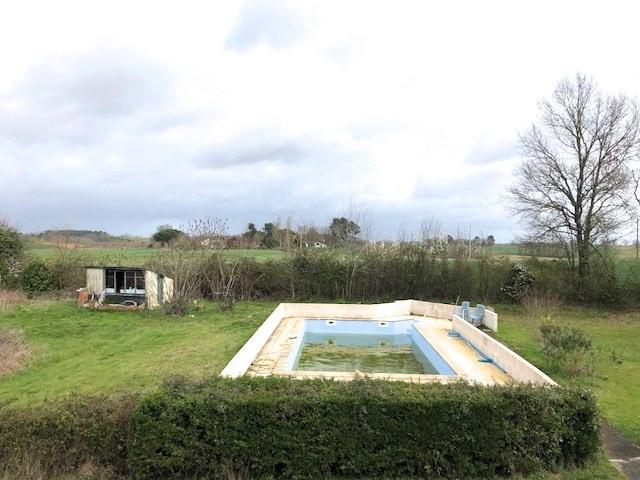 Vente maison / villa Le houga 114000€ - Photo 9