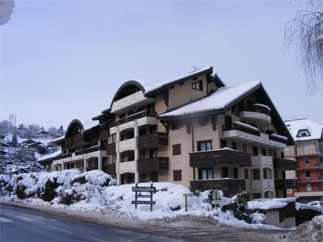 Investment property apartment Saint gervais les bains 265 000€ - Picture 3