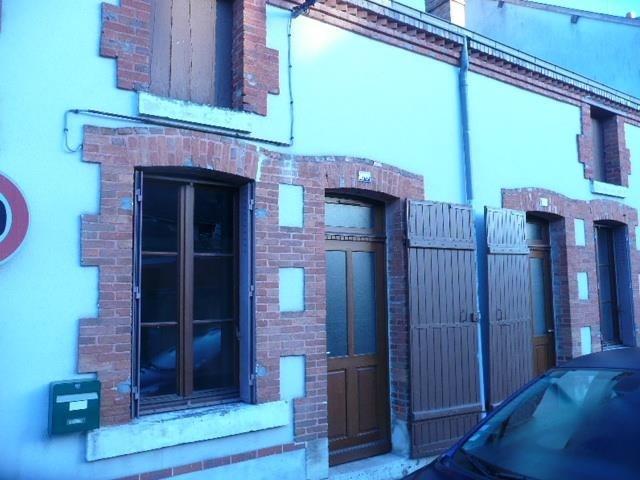 Rental house / villa Aubigny sur nere 595€ CC - Picture 4