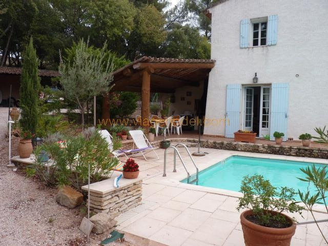 Life annuity house / villa Puyloubier 490 000€ - Picture 2