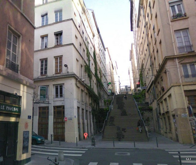 Rental apartment Lyon 1er 486€ CC - Picture 1