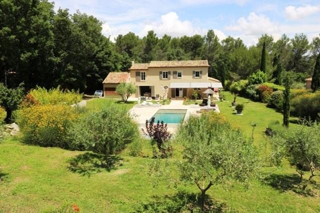 Vente de prestige maison / villa Venelles 995000€ - Photo 4