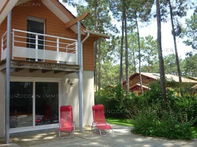 Vacation rental house / villa Lacanau-ocean 327€ - Picture 1
