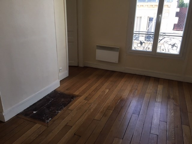 Rental apartment Asnieres 1021€ CC - Picture 2