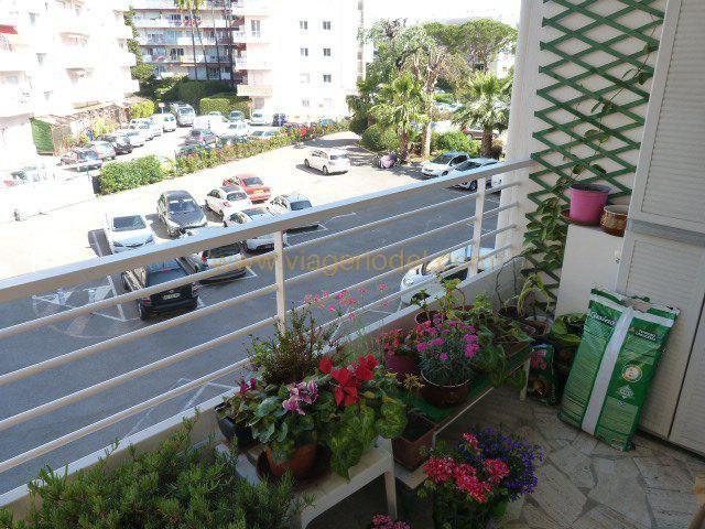 Lijfrente  appartement Cagnes-sur-mer 140000€ - Foto 8