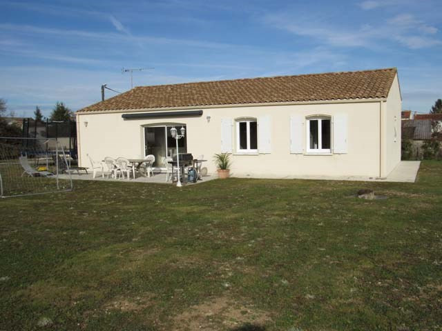 Vente maison / villa Aulnay de saintonge 149550€ - Photo 1