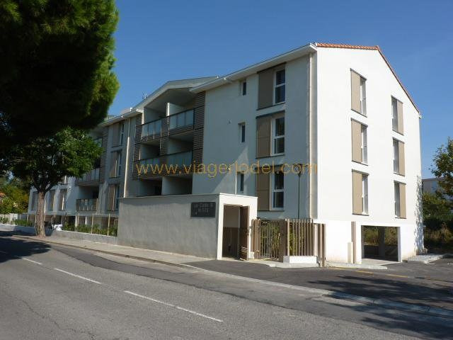 Life annuity apartment Fréjus 55 000€ - Picture 8