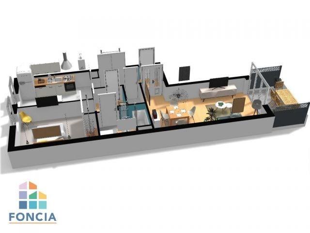 Sale apartment Bourg-en-bresse 125000€ - Picture 5