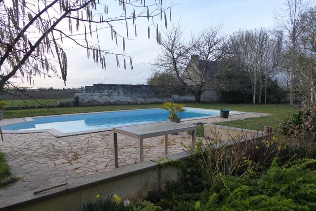 Deluxe sale house / villa Angers saumur 740 000€ - Picture 4