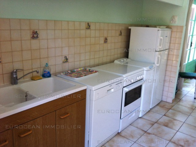 Vermietung von ferienwohnung haus Lacanau-ocean 525€ - Fotografie 3