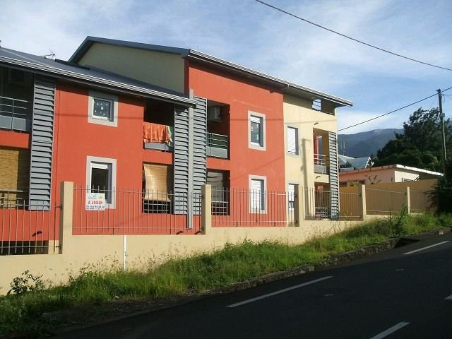 Location appartement Ste clotilde 490€ CC - Photo 1