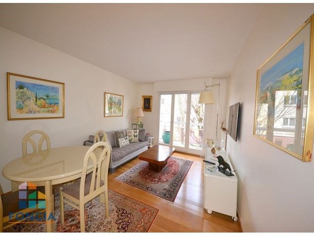 Sale apartment Suresnes 448000€ - Picture 1
