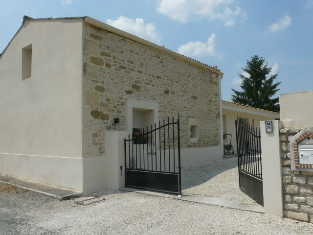 Vente maison / villa Genouillé 295 400€ - Photo 1