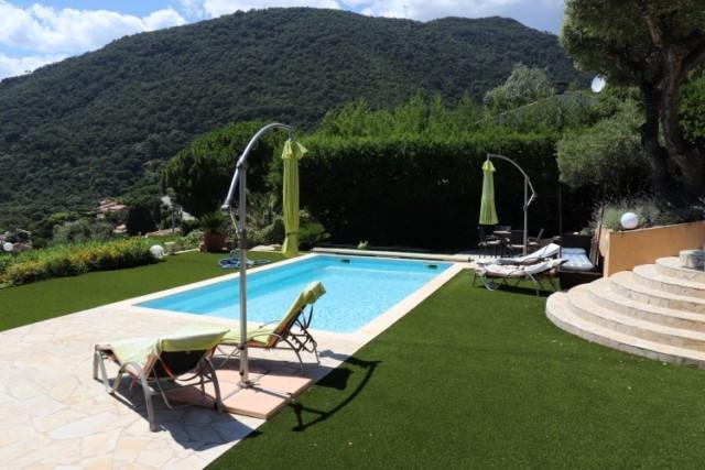 Vacation rental house / villa Cavalaire sur mer 800€ - Picture 11