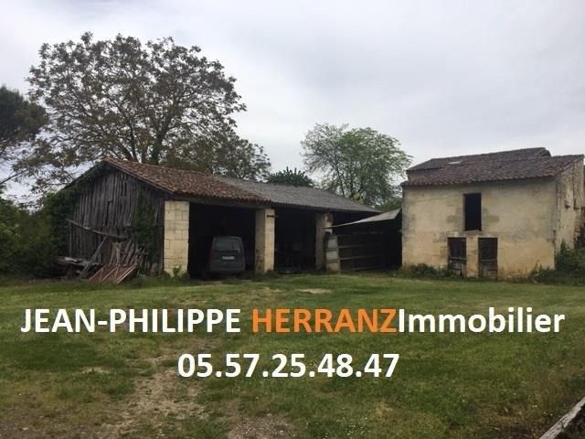 Sale site Genissac 109 000€ - Picture 1