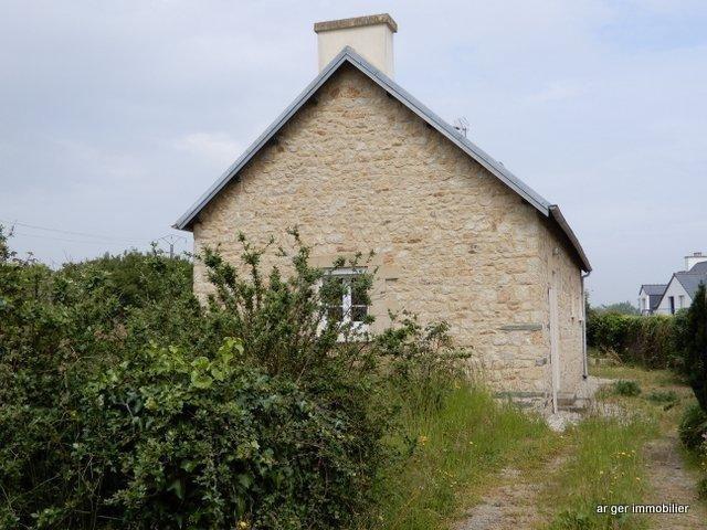 Sale house / villa St jean du doigt 109140€ - Picture 14
