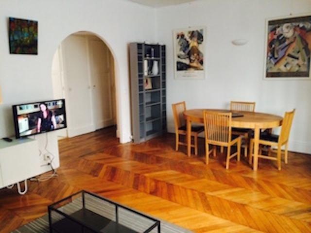 Rental apartment Paris 17ème 1385€ CC - Picture 2
