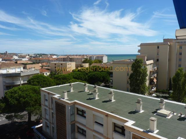 Life annuity apartment Fréjus 60 000€ - Picture 1