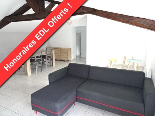 Location appartement Villefranche sur saone 646,83€ CC - Photo 1
