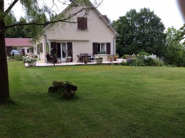 Verkauf auf rentenbasis haus La chapelle-montlinard 68000€ - Fotografie 2