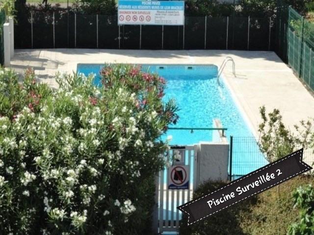 Location vacances appartement Le grau du roi 310€ - Photo 2