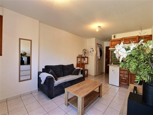 Rental apartment Thones 465€ CC - Picture 1