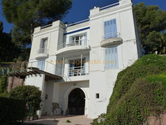 Vitalicio  casa Saint-raphaël 2296000€ - Fotografía 1