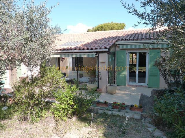 Life annuity house / villa Pertuis 48000€ - Picture 1
