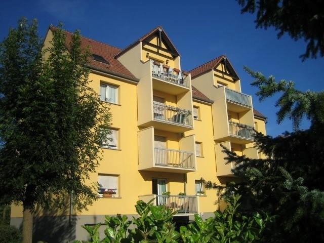 Vermietung wohnung Mundolsheim 560€ CC - Fotografie 3