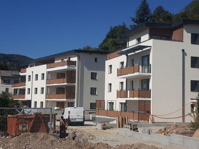 Locação apartamento Saint-alban-leysse 533€ CC - Fotografia 3