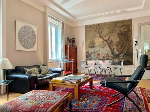 Vente de prestige appartement Lyon 6ème 890000€ - Photo 2