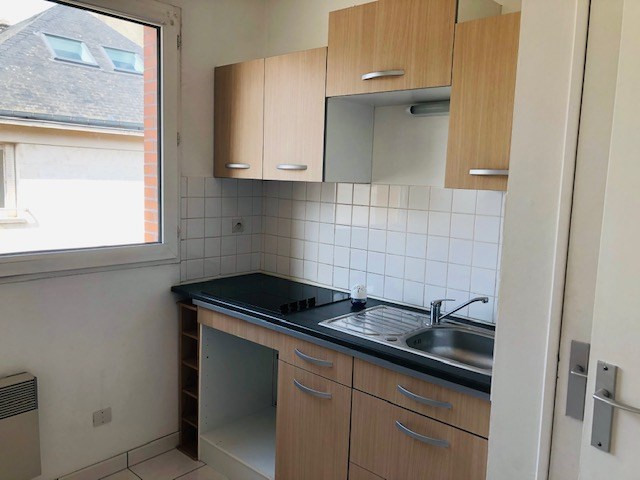 Vente appartement Rouen 98 000€ - Photo 1