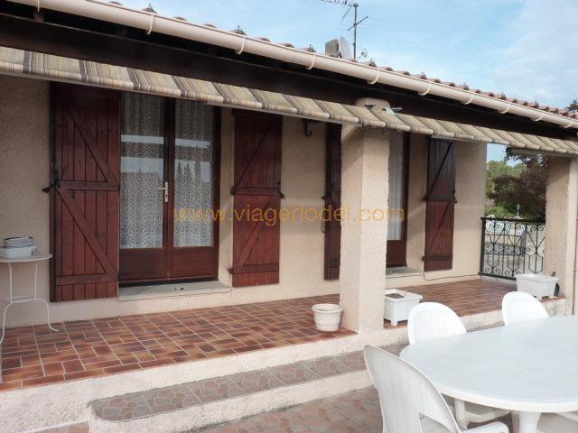 Vitalicio  casa Velaux 115000€ - Fotografía 1