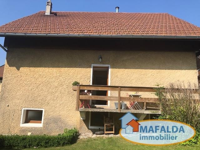 Sale house / villa Mont saxonnex 339000€ - Picture 2