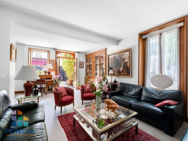 Deluxe sale private mansion Suresnes 1750000€ - Picture 2