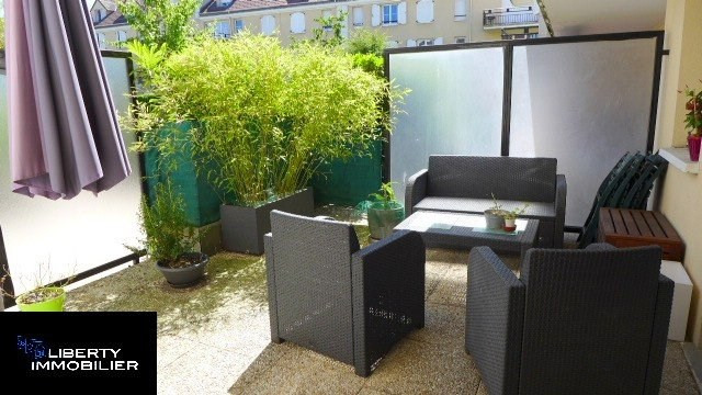 Vente appartement Trappes 187000€ - Photo 2