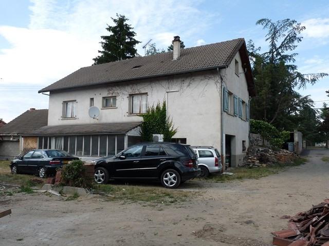 Revenda casa Montrond-les-bains 216000€ - Fotografia 1