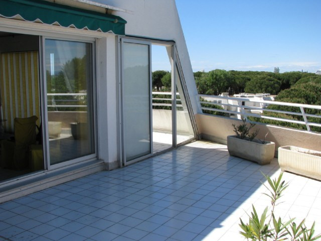 Vacation rental apartment La grande motte 715€ - Picture 1
