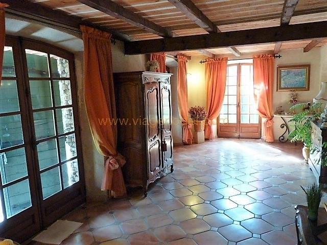 Vitalicio  casa Jouques 525000€ - Fotografía 8