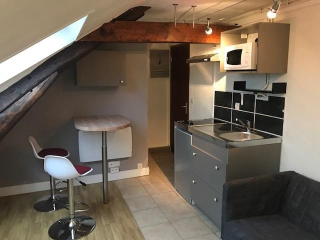 Investment property apartment Crepy en valois 51 000€ - Picture 1