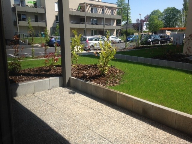 Location appartement Souffelweyersheim 615€ CC - Photo 1
