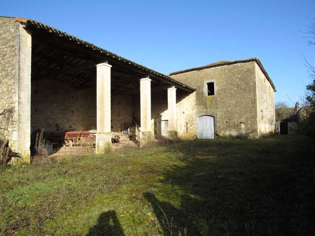 Vente maison / villa Loulay 48 750€ - Photo 1