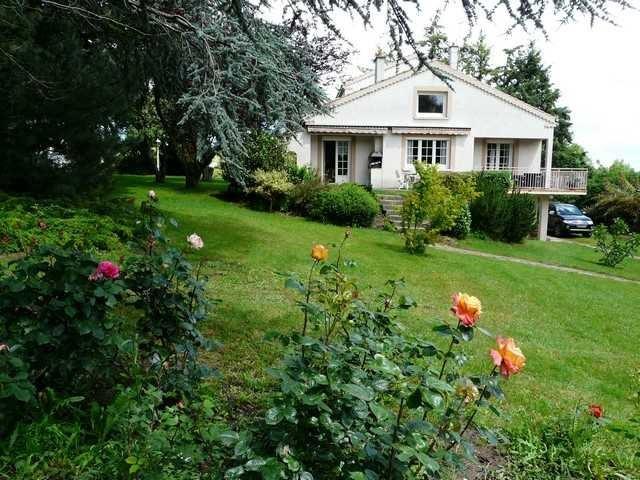 Vente maison / villa Fouillouse (la) 420000€ - Photo 1