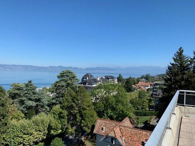 Evian-les-Bains - Appt de 156,86 m² - Terrasse de 79 m² -
