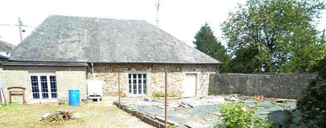 Vente maison / villa Martigne ferchaud 38600€ - Photo 2